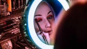 Lights For Makeup Tutorials Easy Makeup Diy Ring Light For Beginners Makeup Tutorials