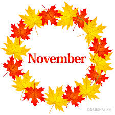 Image result for november clipart images