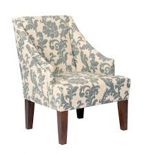 fabric accent chairs. Unique Fabric IKat Slate Fabric Accent Chair Intended Chairs