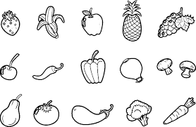 Unique Fruit Coloring Pages Pdf Gallery Printable Coloring Sheet