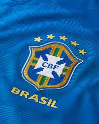 Maglia da calcio Brasile Vapor Match da uomo - Away. Nike CH