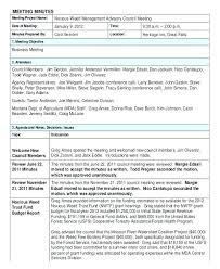Word Template Minutes Meeting Templates Word Business Meeting Minutes Template