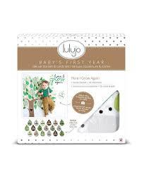 Shop Online For Lulujo Babys First Year Blanket Card Set In Dubai Abu Dhabi And All Uae Eggs Soldiers