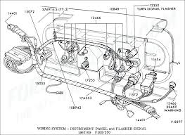 electronic ignition wiring diagram 1975 ford truck for 3 way switch 1975 Ford F-250 390 Wiring-Diagram full size of wiring diagram for trailer lights ford truck technical drawings and schematics section i