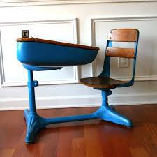 old office desk. old steel office desk vintage salmon elementary school storage and chair wood tangerine tango orange i