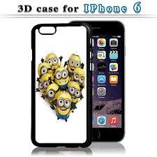 samsung galaxy s6 3d phone cases. 2016 new custom made 3d cartoon minion case for samsung galaxy s6 cover s3 phone cases