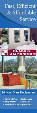 l b glass and aluminium pty ltd promotion