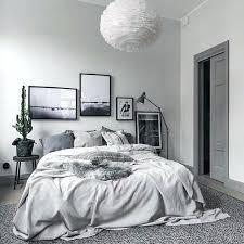 cool white grey bedroom ideas black decorating