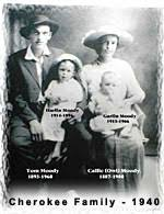 Sizemore Native American Connection