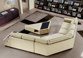 genuine and italian leather corner sectional sofas advanced adjule corner sectional l shape sofa