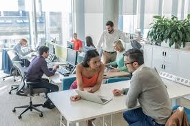 creating office work. Employee Engagement Creating Office Work