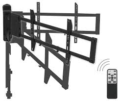 Remote Controlled Tv Wall Mount - Interior design ideas