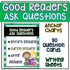 2015 Term 1 Week 7 Reading Good Readers Ask Questions