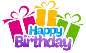 Happy Birthday with Gifts PNG Clip Art Image | Gallery Yopriceville -  High-Quality Images and Transparent PNG Free Clipart