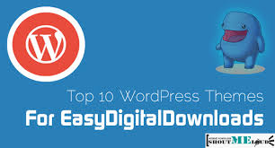 Theme Downloads Top 11 Wordpress Themes For Easydigitaldownloads