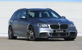 Coupe Series fastest bmw car : G-Power tunes BMW M550d Touring, fastest diesel wagon in the world ...