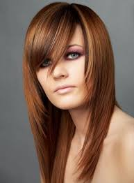 Layered Haircuts With Side Bangs