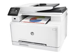 Hp Color Laserjet Printer M277dw L
