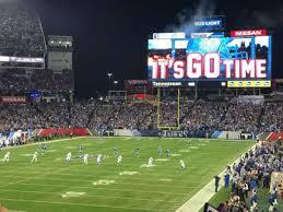 Tennessee Titans Stadium Virtual Seating Chart Photos At Nissan Stadium