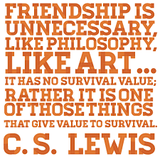 Cs Lewis Quotes On Friendship Custom Download Cs Lewis Quote About Friendship Ryancowan Quotes