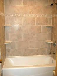 wall tile installation cost tub