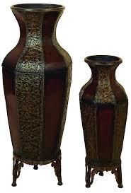 beautiful floor vases  qosy