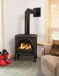 direct vent gas fireplace unique and modern freestanding