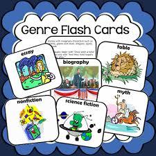 Book Units Teacher Native American Chart Genre Flash Cards Book Units Teacher