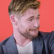 Chris Hemsworth Does Impression Of Chris Pratt Video Popsugar Celebrity