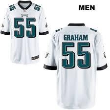 Alternate 55 Game Nike Philadelphia Graham No Brandon Eagles White Mens Football Jersey baefdff|Packer Fans United: 2019 NFL Week 17