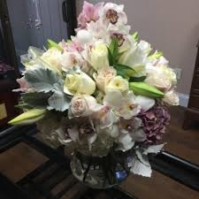 roses lilies and orchids