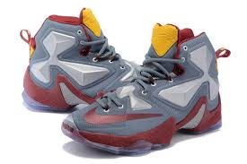 lebron red shoes. lebron james 13 \u0027the cavaliers\u0027 grey dark red shoes | popular stores,wide b