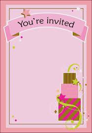 Cupcake Birthday Invitation Template Infiscale Designs