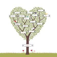 Family Tree Template Family Tree Template Cute