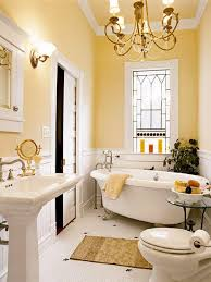 Pictures Of Yellow Bathrooms 20 Cozy Yellow Bathroom Design Ideas Rilane