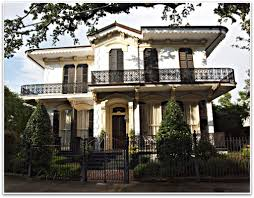 New Orleans Homes And Neighborhoods New Orleans Historic Homes 2