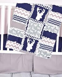 baby boy crib bedding deer bedding