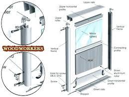 closet door parts sliding closet door repair parts sliding closet door parts home depot bifold mirrored