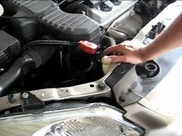 Honda Civic 2001 coolant change - YouTube
