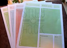 Free Note Template FREE Note Organizer Template And Etsy Shop StudyHack 13