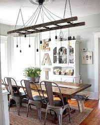 dining room table light fixtures rustic light fixtures dining room table chandelier height