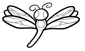 Small Picture Excellent Dragonfly Coloring Pages Colorings D 5583 Unknown