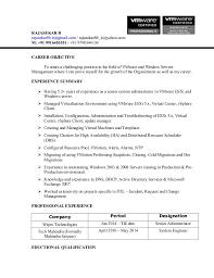 Rajasekar Resume-VMware Administrators. RAJASEKAR R  rajasekar86.it@gmail.com / rajasekar86_it@yahoo.com M ...