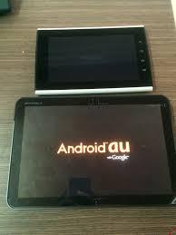 bán cặp máy tính bảng android samsung smt i9100 wifi và motorola xoom wifi.