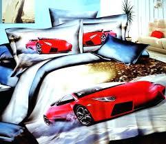 race car bed full size race car bedding set race cars cotton bedding comforter set queen