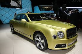 Bentley Optical Design 2017 Bentley Mulsanne Speed Top Speed