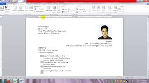 Ms Word Resume And Powerpoint Pie Chart Tutorial Youtube
