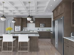 Natural Grey Shaker Ready To Assemble Kitchen Cabinets The Rta Store