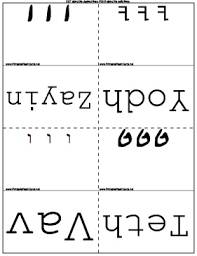 Although they are sometimes called phonetic. Hebrew Alphabet Flash Cards