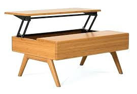 lift top cocktail table solid bamboo wood lift top coffee table save more with money saving lift top cocktail table